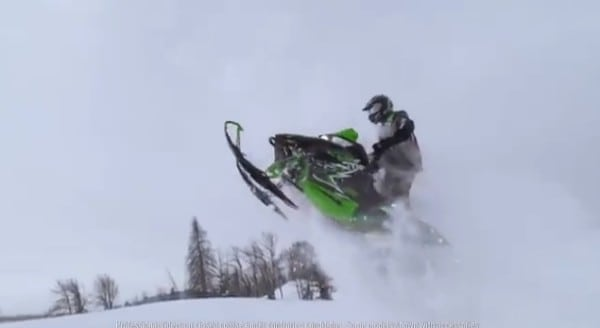 Our Friends at Arctic Cat Send Out Holiday Wishes to All