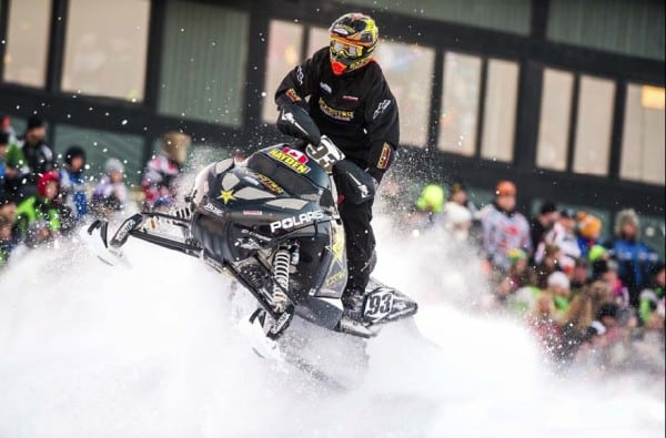 Rockstar Energy Snocross Team Preps for Canadian Tour with South of the Border Visit