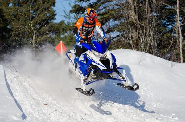 Yamaha Opens Cross Country Season With Pro Stock Win