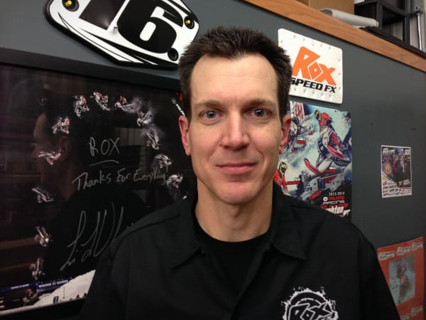 ROX Speed FX Team Expands With Addition of New Product Development Chief Pfankuch