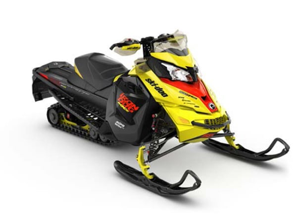 Ski-Doo Releases Limited Build MXZ Iron Dog Special Snowmobile