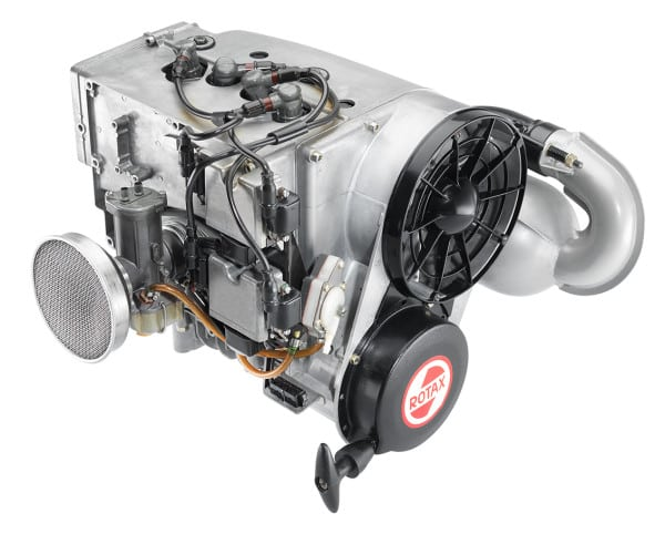 BRP is Looking for Your Old Rotax Engine