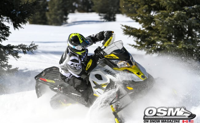 Ski-Doo 2016 – New Technology Marches On