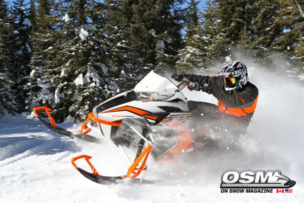 Arctic Cat 2016 – Clutch Performance with Refined Feline