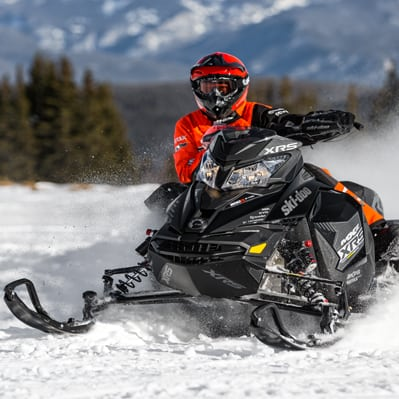 BRP SKI-DOO and CAN-AM RESERVE  CORPORATE BOOTH !