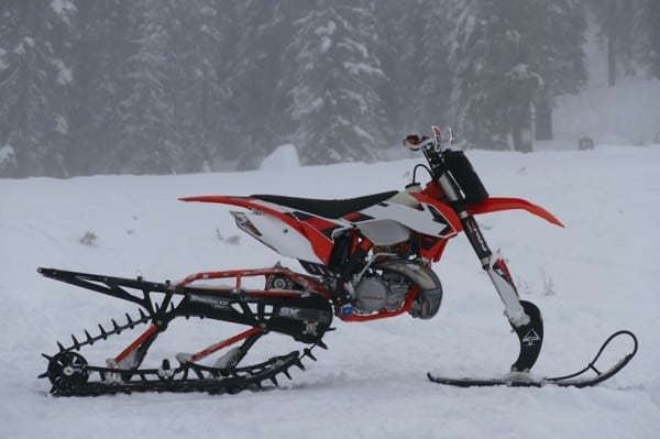 Polaris Makes a Strong Play for Hot Western Trend with Purchase of Timbersled Snow Bikes