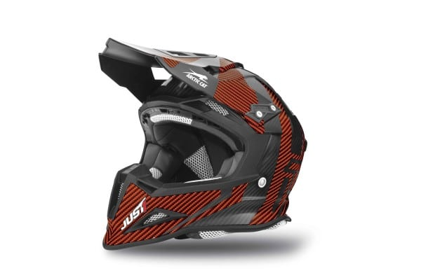NEW ULTRA-LIGHT MX SNOCROSS HELMET FROM ARCTIC CAT