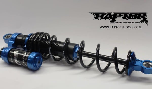 Raptor Shocks Looks to Go Cross Country Racing this Season