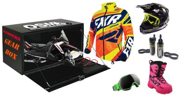 Sledders Gear Box: Fall 2015 Edition