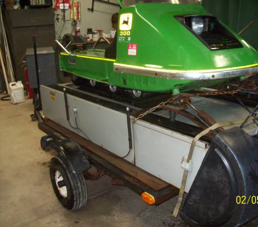 Craigs List Ad of the Week – John Deere Dynamometer