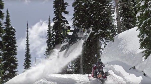 """Watch """"Convergence"""" Two Backcountry Passions Meet"""