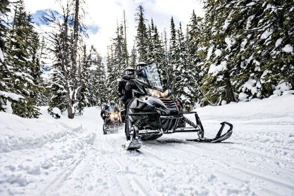 Buy a New Arctic Cat, Receive a Free Quebec Trail Pass