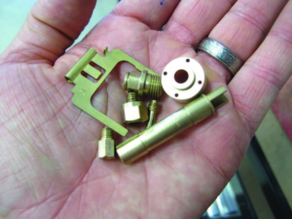 SHOP HUSTLE – How To Get Carb Jets and Brass Like New