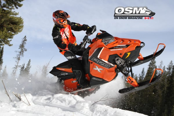2016 Polaris – This Time the Pro-X Gets It Right
