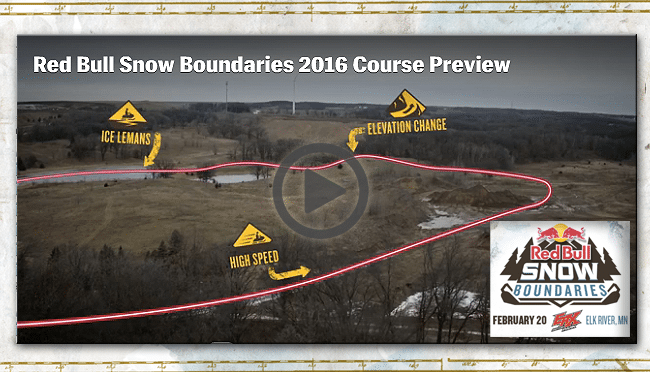 CHECK OUT THE RED BULL SNOW BOUNDARIES COURSE PREVIEW