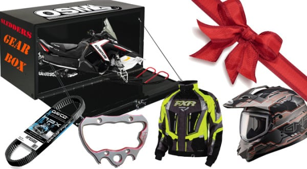 A SLEDDERS GIFT GUIDE