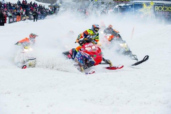 """Royal Distributing Cup"" National Snowmobile Races"