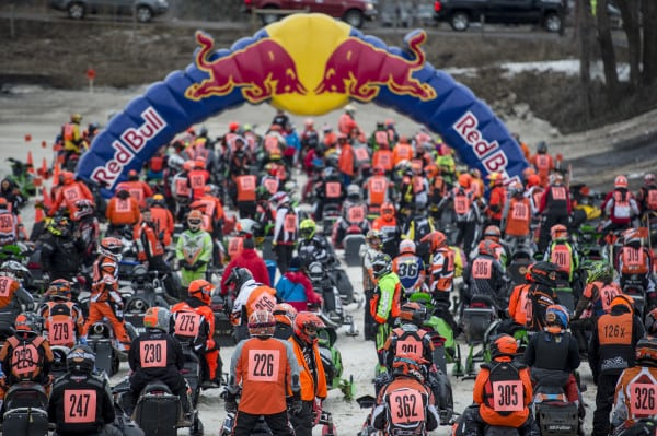 CHECK OUT THE ACTION FROM THE FIRST EVER RED BULL SNOW BOUNDARIES EVENT