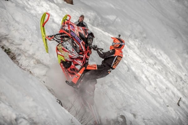 Ski-Doo Racer Blaine Mathews Wins Improved Stock King Title and Rick Ward Memorial Sportsman Award