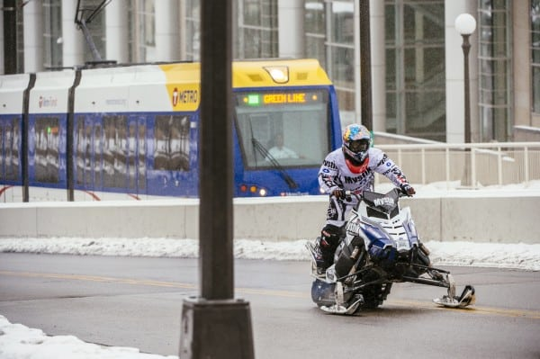 AMAZING VIDEO – LEVI LAVALLEE SHREDS THE STREETS OF DOWNTOWN ST. PAUL