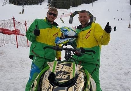 Arctic Cat's Kyle Tapio Wins Top Honor at Jackson Hole with King of Kings Title