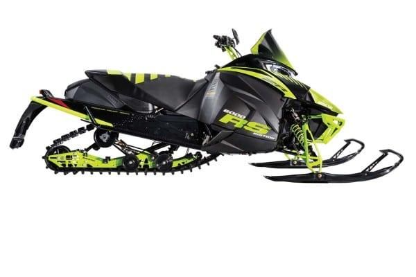 ARCTIC CAT ADDS ANOTHER SLED TO THE 2017 MIX … THE EXTREMELY LIMITED ROGER SKIME EDITION