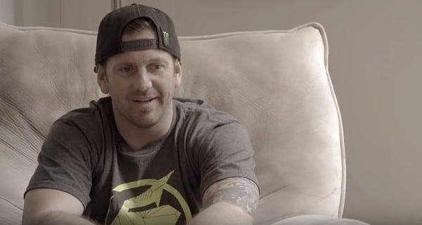 VIDEO BONUS – BEHIND THE SCENES WITH PAUL THACKER AS HE REGAINS HIS MOJO AND RIDES AGAIN