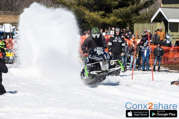 Calabogie Peaks Comes Alive with 600-Horsepower Hill Drags