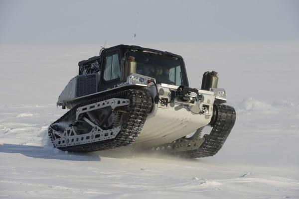 Polaris Rampage – Snowmobile Meets ATV Meets Tank, Is this the Ultimate Boondocker?