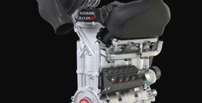 Nissan Unveils Revolutionary Engine to Complement Electric ZEOD