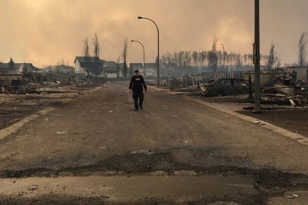 BRP and Raven Motorsports Look to Help Fort McMurray Rebuild After Spring Fires