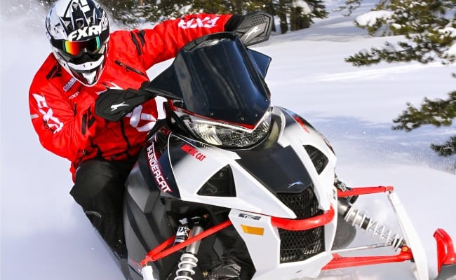 Arctic Cat Stock Thundercat Produces a Whopping 211 Horsepower During DynoTech Run