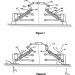 Here's another leaning suspension design patent filed in 2004.