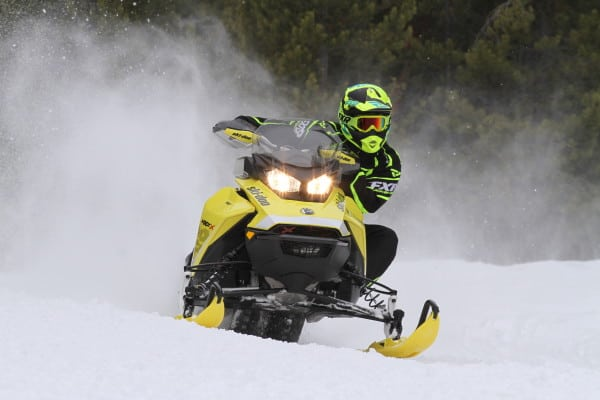 BRP SKI-DOO & CAN-AM RESERVE CORPORATE BOOTH