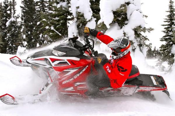All Hell Just Broke Loose … Inside The Brains of the Yamaha Sidewinder Turbo Beast