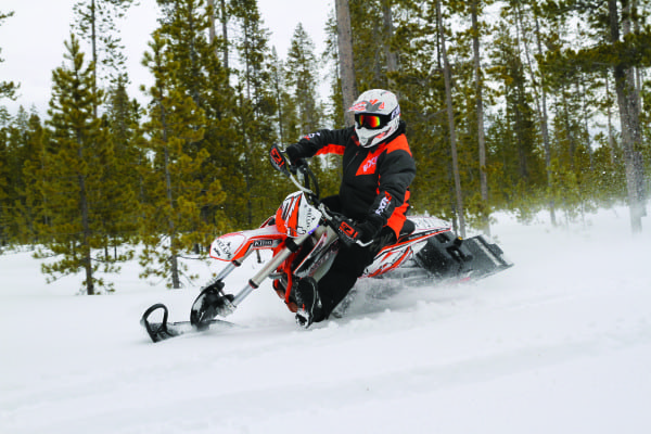 Snow Bikes To Compete at Winter X-Games in 2017