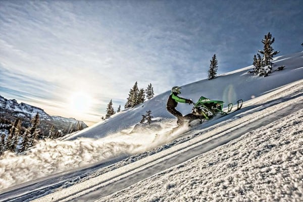 """Oregon Man Sets a New """"High Mark"""" While Attempting to Trade Pot for a Snowmobile"""