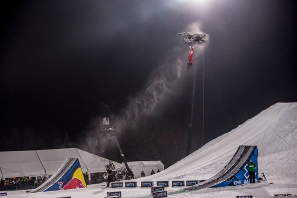 X Games Launches Photography Contest with Cash Prizes