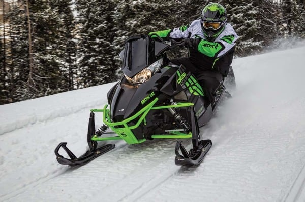 Arctic Cat to Offer Free Provicial Trail Pass with Snowmobile Purchase