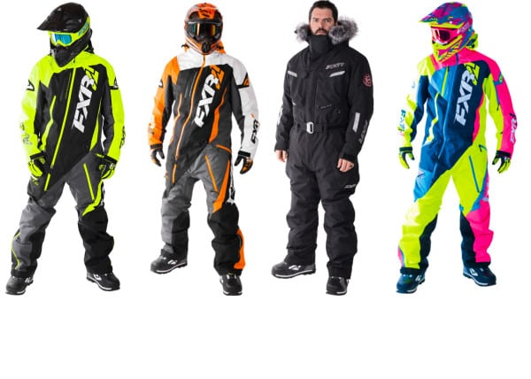 Nice Onesie…FXR Brings Back the One-Piece Suit With Style, Color, and Technology