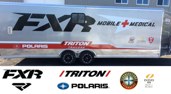 FXR is Helping to Keep Snocross Athletes Safe