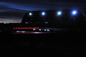 Both the headache rack and the deck itself feature bullet LED lights for stylish good looks and ample lighting for loading and unloading. There's even LEDs under the deck operated by a convenient switch located at the back of the deck to light up your cargo area.