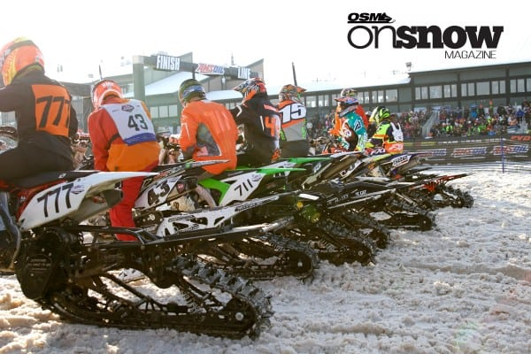 Polaris Shows Their Intent to Grow Snowbike Market with $44,000 in Race Contingency