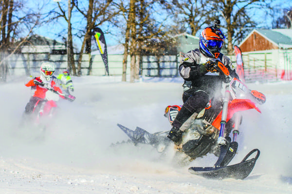 ERX Motor Park in Minnesota to Host Snowbike X-Games Qualifier