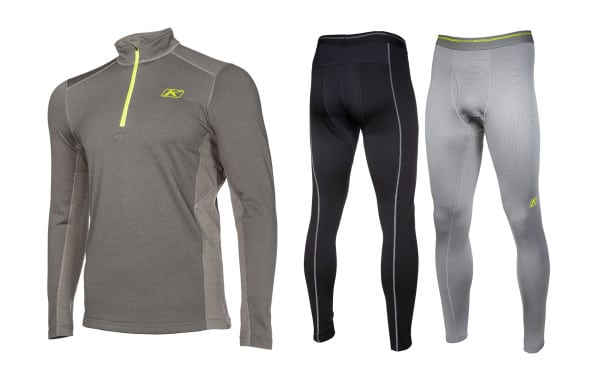 Last Minute Christmas Shopping? KLIM Base Layer System Would Look Good Under the Tree