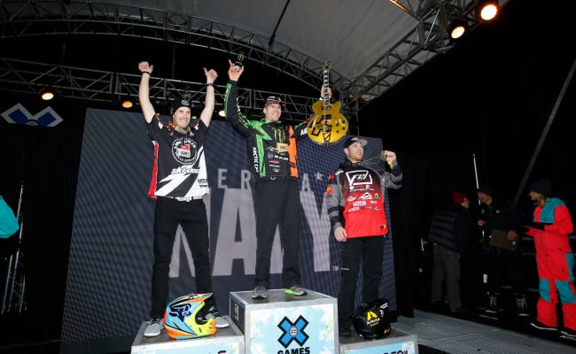 2017 X-Games Schedule Announced for Snowmobile Competitions