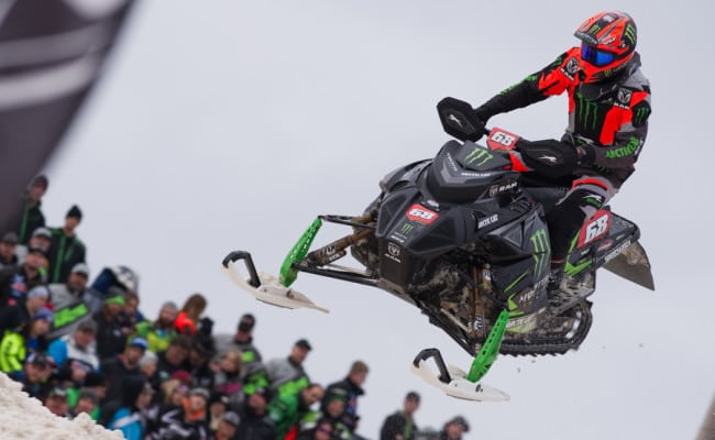 End of an Era: Hibbert Retires From Snocross