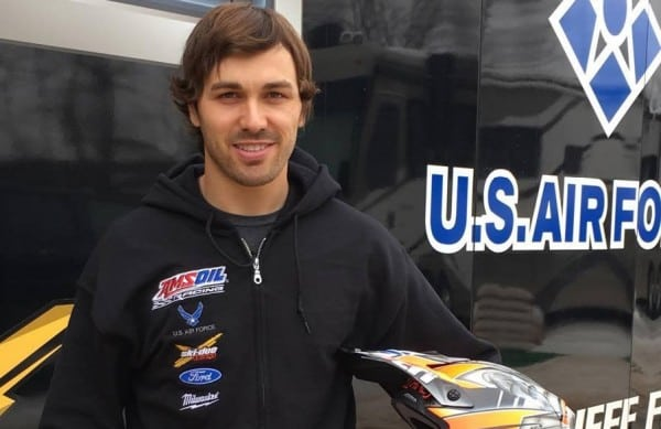 Zox Helmets Inks National Snocross Sponsorship Deal with Tim Tremblay