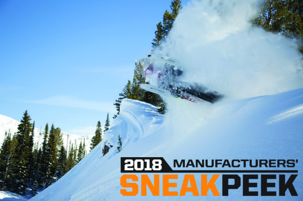 The New 2018 Snowmobiles are Here, See Them In Person at a Sneak Peek Tour