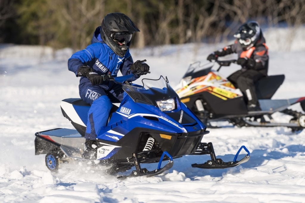 On snow magazine osm north america 39 s best snowmobile for Yamaha snow mobiles
